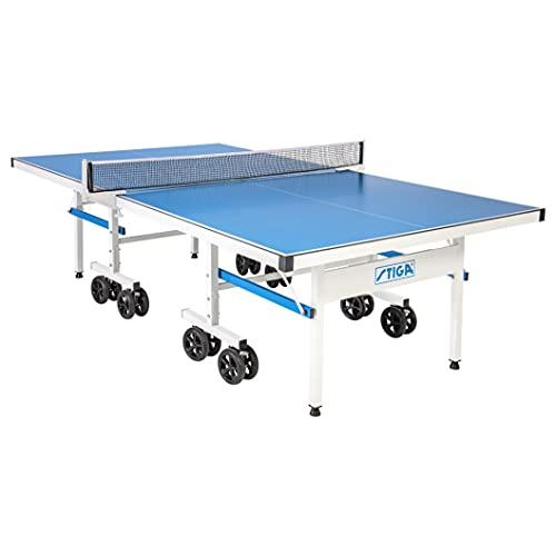STIGA XTR Professional Table Tennis Tables – All...