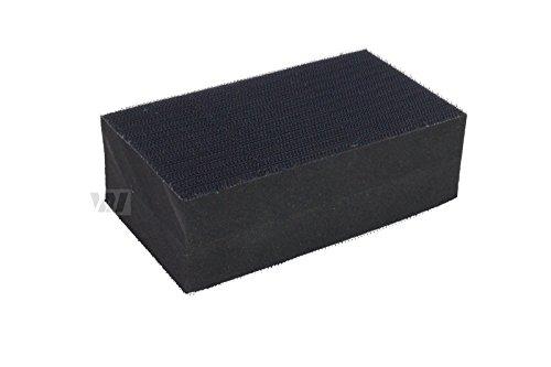 KA.EF. SCHLEIFKLOTZ Sanding Block Handklotz 70mm/125mm mit Klett Klotz