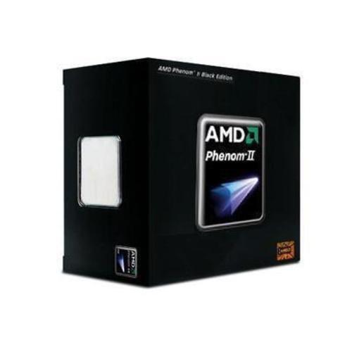 AMD Phenom II X2 555 - Procesador Phenom II X2, 3.2 GHz, Socket AM3, 64 bits, 6 MB, L3
