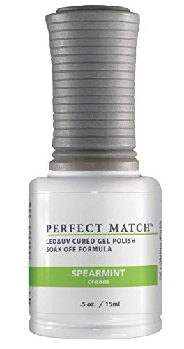 LECHAT Perfect Match Nail Polish, Spearmint, 0.500 Ounce by LECHAT