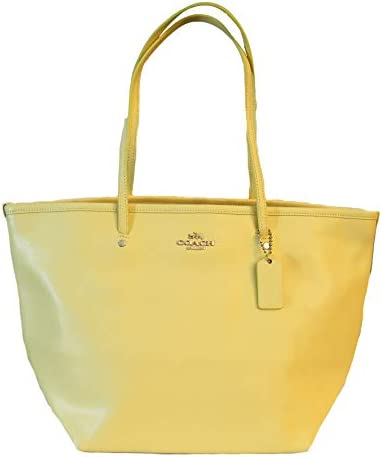 Coach Crossgrain Leather Taxi Zip Top Tote Shoulder Bag product image
