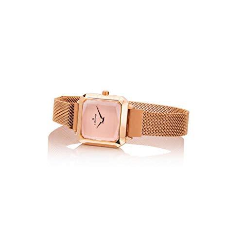 orologio solo tempo donna Hoops Carrè trendy cod. 2621L-RG03