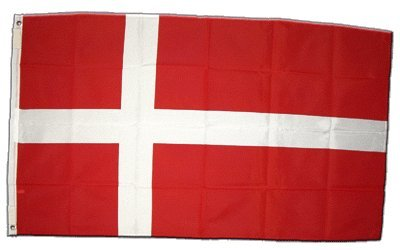 XXL Flagge Fahne Dänemark 150 x 250 cm