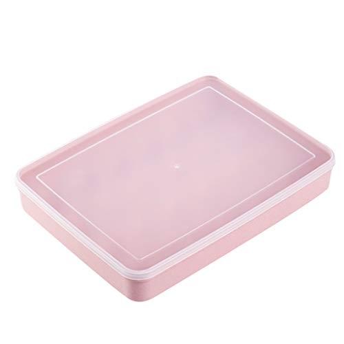 UMFun Portable Plastic Container Rack Foldable Refrigerator Fresh-Keeping Storage Box Kitchen,Dining & Bar Home & Garden