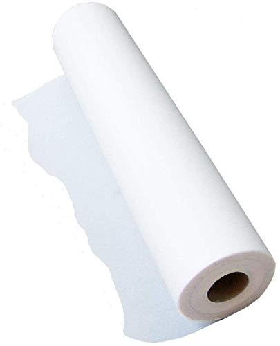 Cartoncino schizzi rotolo di carta lucida tracing carta velina carta lucida,Rotolo di carta velina - Rotolo di carta da disegno,Trasparente - 45g/m² 0.33m x 20m