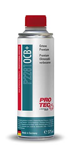 PRO TEC Octane Premium Aumenta el número de motores gasolina ottani P2281 375 ml