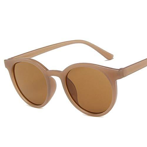 Gafas De Sol para Hombre Gafas De Sol De Tendencia De Lujo Vintage para Mujer Gafas De Sol con Montura Vintage Oversize Uv400 5