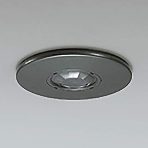 ODELIC(オーデリック) 【工事必要】 おまかセンサ・指定LED器具用 人感センサモード切替型 【天井面埋込用】軒下用 ダークグレー:OA253218