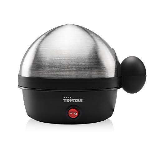 Tristar EK-3076 Eierkocher – Für 7 Eier – Edelstahl