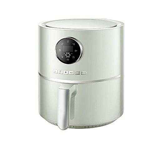 KCGNBQING Aire Fryer Eléctrico Hogar de 4.2L Amplio Capacidad Automático Multifunción A Vapor sin aceite Freidora