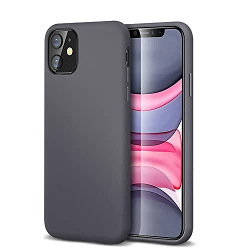Capa Capinha iPhone 11 (6.1) Esr Yippee Case Silicone (Cinza)