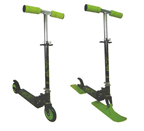Dynamic24 -   2in1 Scooter Roller