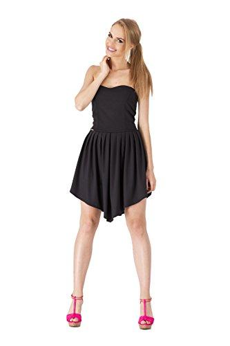 AE jurk zomerjurk cocktailjurk in 4 kleuren maat 36 38 40 S M L, M104