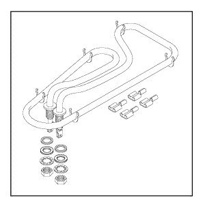 Heater Element Assembly Superior for Midmark RCH118 Direct sale of manufacturer - M7 7 Ritter
