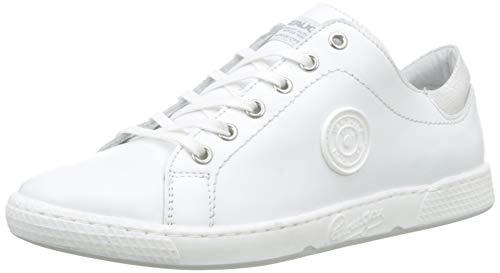 Pataugas Damen Jayo F2e Sneaker, Weiß (Blanc 100), 38 EU