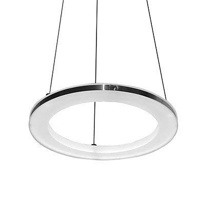 miwaimao Chandelier Modern Chandeliers Ceiling Lights Pendant LED acrílico 12W restaurantes el Office 90-240V 3C ce FCC Rohs for Living Room Bedroom