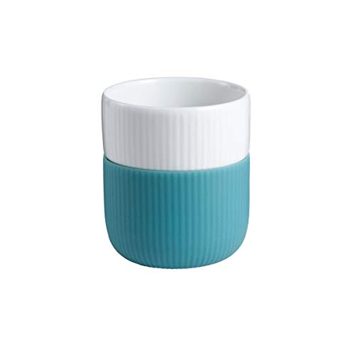 Royal Copenhagen 1016823 Fluted Contrast Bicchiere in Silicone Opale