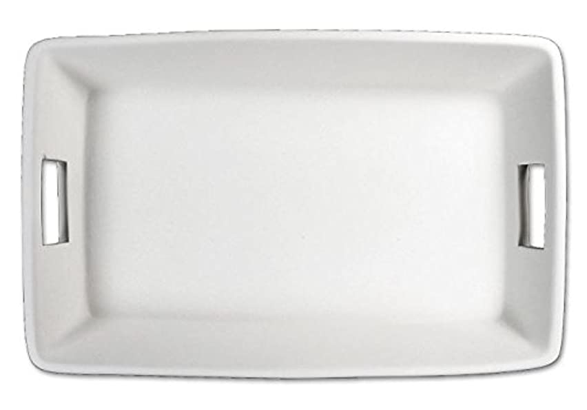 Small Handled Serving Tray - Paint Your Own Ceramic Keepsake