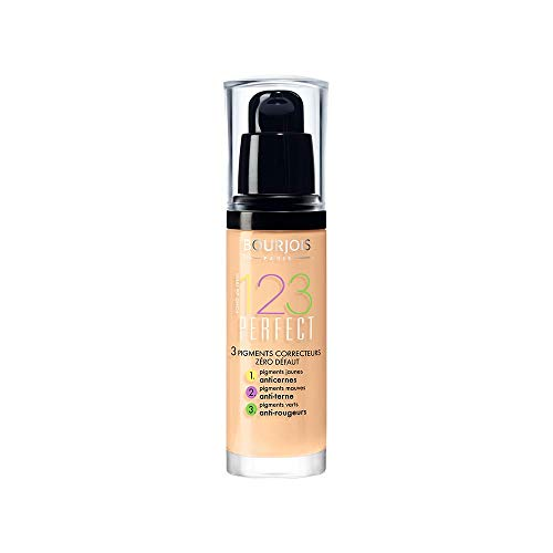 Bourjois 123 Perfect Base de Maquillaje Tono 54 Beige - 30 ml