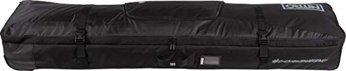 Nitro Snowboards Erwachsene TRACKER WHE BRD 165'19 Board Bag, Jet Black New, 165 cm