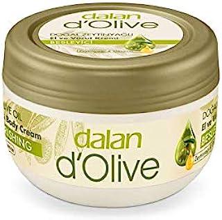 Dalan d'Olive Doğal Zeytinyağlı El ve Vücut Kremi Besleyici 150ml 1 Paket (1 x 150 ml)