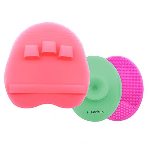 HieerBus Body Scrubber Baby Exfoliating Bathing Brush Sponge Loofah for Women Men Kinds Shower Exfoliation Washin