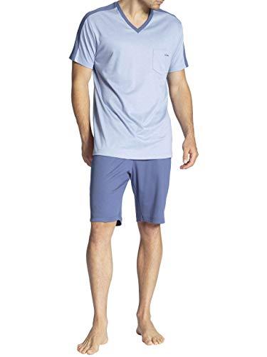 Calida Function Sense Kurz-Pyjama Herren