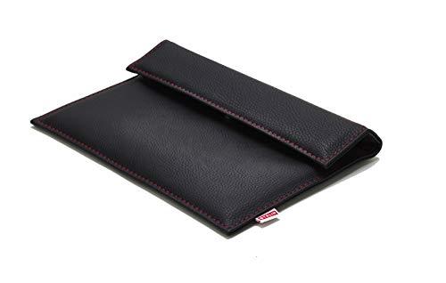 STALIN - Meeting Bag Black - Ortungssichere Konferenz-Tasche zum Schutz Ihrer Privatsphäre - Dark Grey Seam
