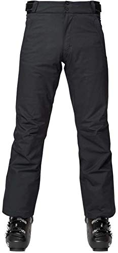 ROSSIGNOL Ski Pant, Pantaloni da Sci Uomo, Nero, M