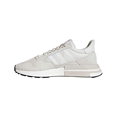 adidas Originals ZX 500 RM, Cloud White-Footwear White-Cloud White, 6,5