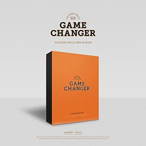 限定盤 【早期購入特典あり】 Golden Child Game Changer 2nd フルアルバム (初回ポスター丸めて付)( 韓国盤 )(韓メディアSHOP限定特典付き)