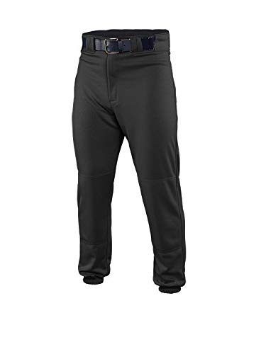 EASTON DELUXE Baseball Pant, Youth, XSmall, Black