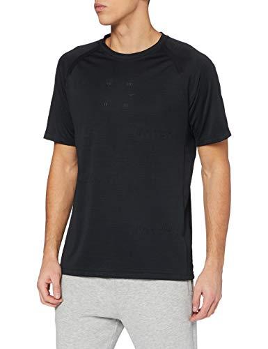 Nike M NSW TCH Pck Top SS, T-Shirt Uomo, Black/Black, XL