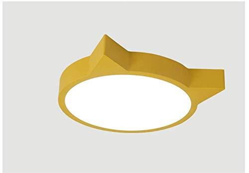 BOSSLV Lampes Murales de Lavage Lampes Lumières Spots Spot pour Salle D'Éclairage Plafonniers Contemporain Simple Rond Foyer Chambre LED Décoration Plafonnier