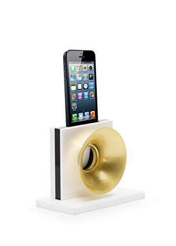 Argenesi Sound Mini 0.01272 - Amplificador de Sonido para iPhone 4/4S/5/5S Color...