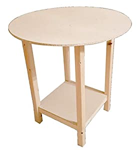 Mesa camilla Eco redonda 80 cm