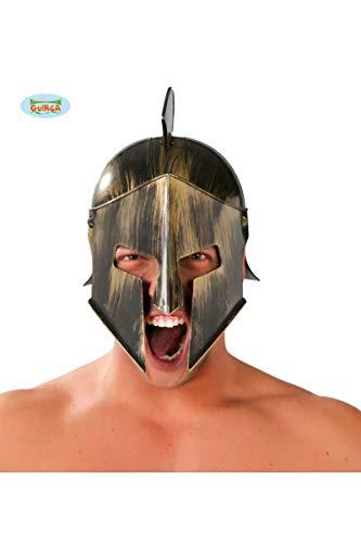 Guirca Fiestas gui13975Casco para Disfraz de Espartano