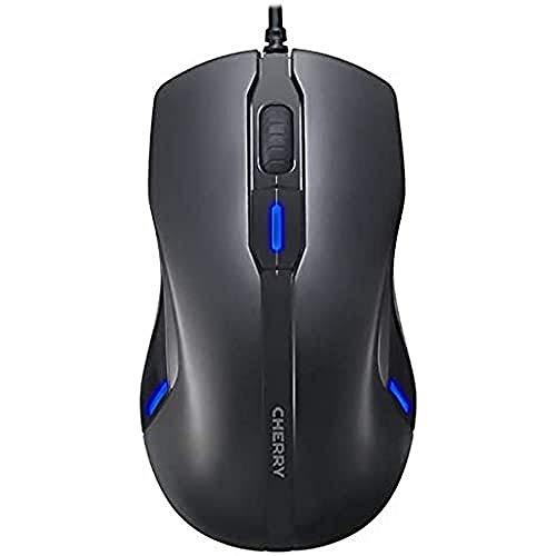 Cherry Maus MC 4000 Corded Mouse Black