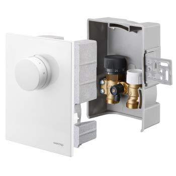 Oventrop Unibox plus Einzelraumregelung Thermostatventil und RTL-Ventil 1022733