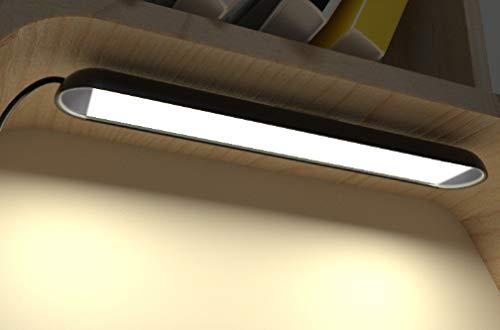 Student Dormitory lezen tafellamp led oogverzorging slaapkamer magneet adsorbed plafond USB wandbehang lamp