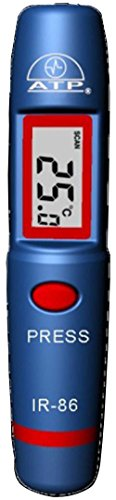 Generic Lab Supplies IR-86 Pen Type Infrared Thermometer