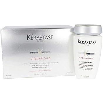 Kerastase - Tratamiento específico anticaída + Champú preventivo ...