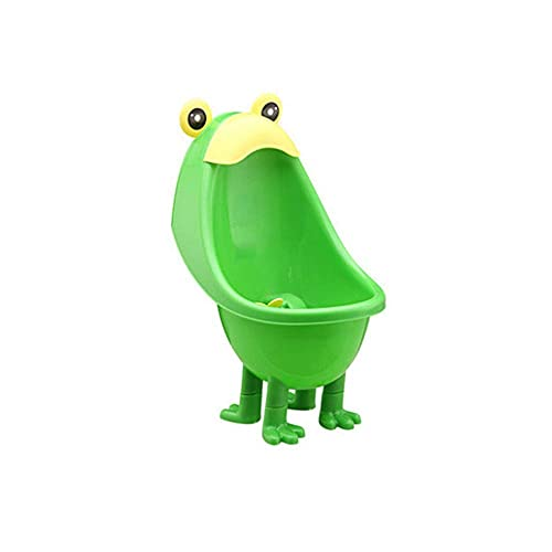 Baby Baby Potty Transpindo Foot Mount Mounted Urinals Frog Water Potty Trainer Potty Urinal Pee WC Niños Soporte Vertical (Color: a) TINGG (Color : A)
