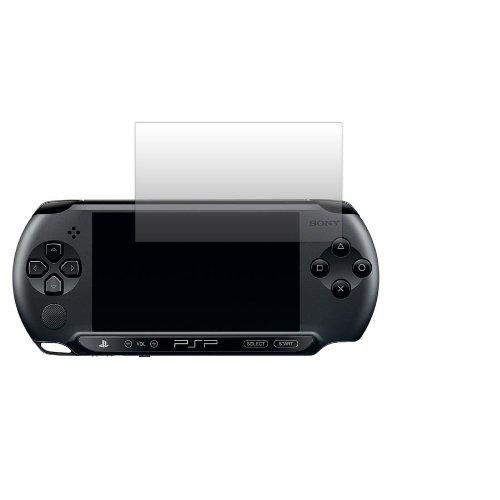 Slabo 2 x Displayschutzfolie kompatibel mit Sony PSP E1000 | E1004 Displayfolie Schutzfolie Folie No Reflexion|Keine Reflektion Portable Made IN Germany