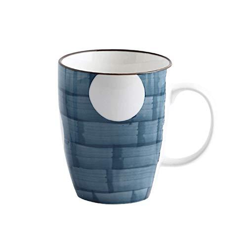 Tazas para niños Japonés Pintado A Mano Taza De Leche Para Subrayar La Taza De Desayuno Del Diseño Original De La Oficina De La Oficina De La Oficina De La Oficina De La Oficina De La Oficina De La Of