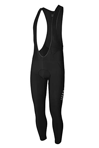 RH+ Winter Bibtight Winter Bibtight, Uomo, black/reflex, M