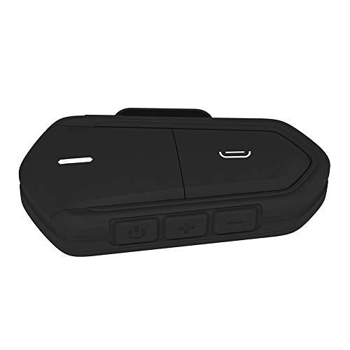 Great Deal! wistaria251 Motorcycle Bluetooth Headset/Intercom,Motorcycle Helmet Headset,Waterproof Motorbike Helmet Bluetooth Headsets FM Radio, MP3 Player,Wireless Helmet Communication Systems