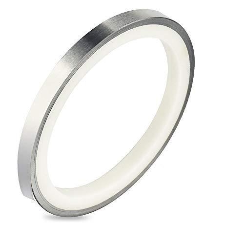 DECARETA Nickelband 0,1 x 8 mm Nickelstreifen Nickel Platten Band Blattstreifen Hiluminband für 18650 Batterie Schweißen