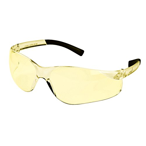 Mossy Oak Hunting Accessories Arcola MO-AY Shooting Glass Yellow Lenses, Clear