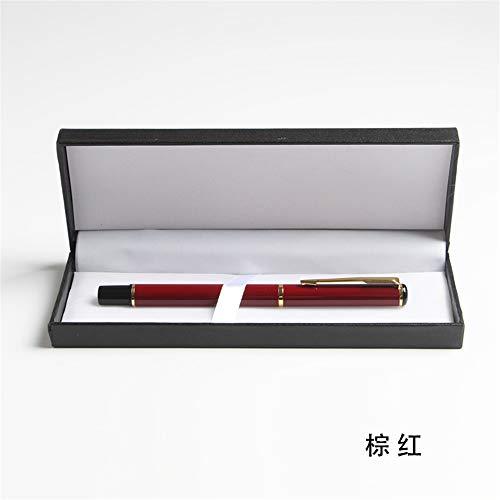 Lápiz profesional, brillo de color, herramientas de escritura de diseño clásico | Set de lápices ejecutivos | Caligrafía |